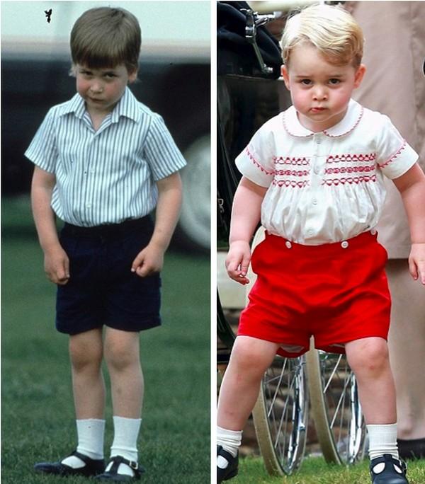 やんちゃなジョージ王子とウィリアム王子に関連した画像-02