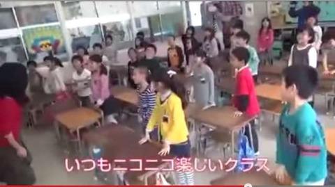 小学校の朝礼がスゴすぎる!に関連した画像-01
