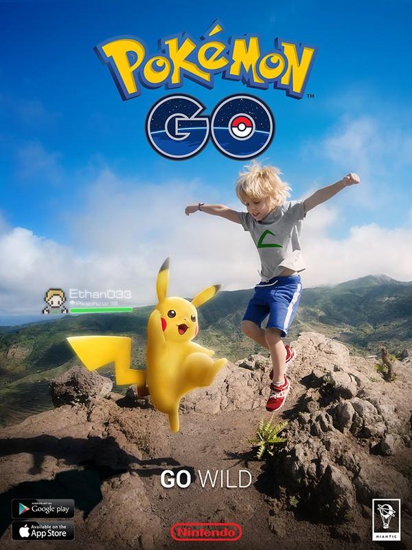 『ポケモンGO』ポスターに関連した画像-08