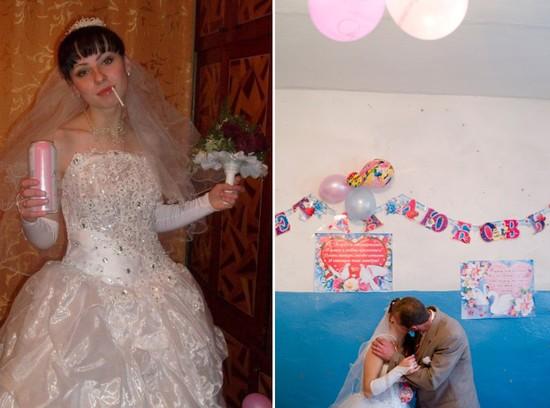 ロシアの結婚写真に関連した画像-19