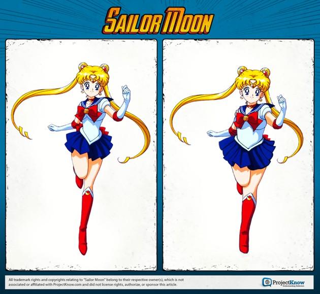 アニメや漫画に出てくるキャラクターに非現実的な体型に関連した画像-02