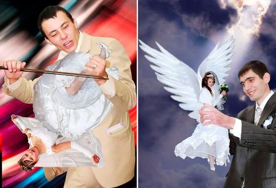 ロシアの結婚写真に関連した画像-10