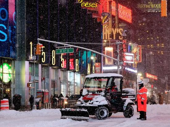 アメリカ北東部・猛吹雪に関連した画像-02
