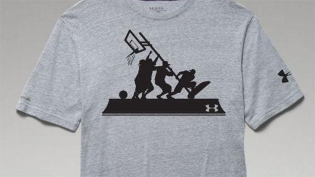 「硫黄島の星条旗」をモチーフにしたTシャツに関連した画像-02