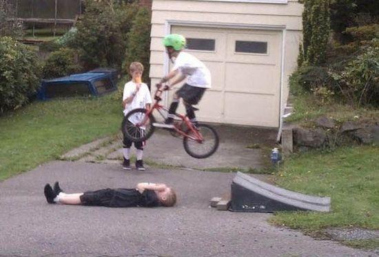 「あっ、これ俺死んだわ」と確信できる瞬間の画像に関連した画像-02