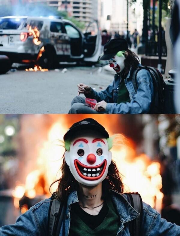 ジョーカー ティモシー・オドンネル 暴動 アメリカに関連した画像-03