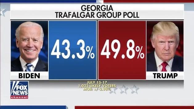 トランプ アメリカ大統領選 バイデン トラファルガー・グループ