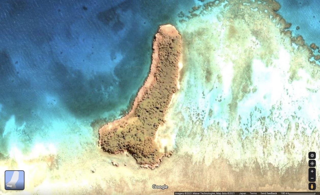 ウベア島 ニューカレドニア 天国に一番近い島 卑猥