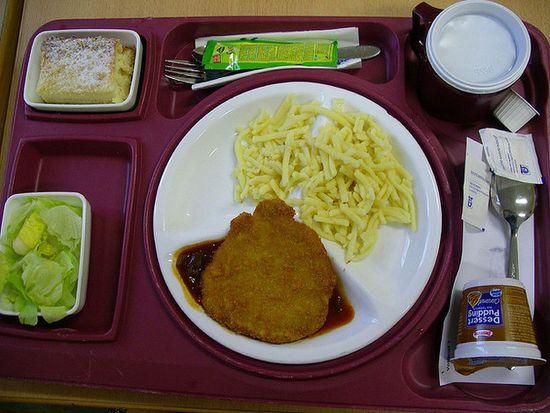 世界各国の病院食を比較に関連した画像-14