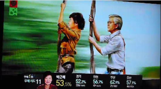 韓国の選挙報道特番に関連した画像-01