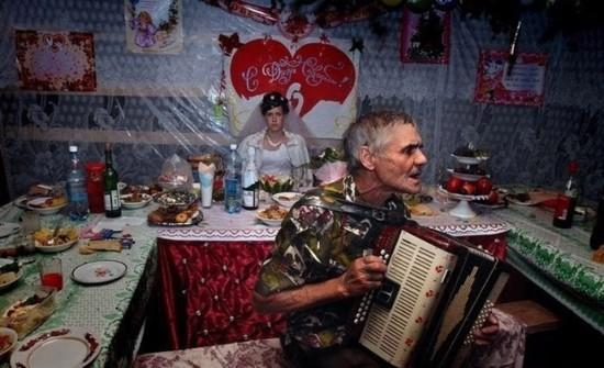 ロシアの結婚写真に関連した画像-04