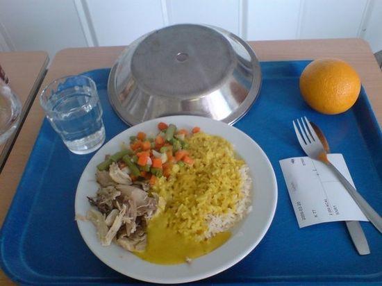 世界各国の病院食を比較に関連した画像-06