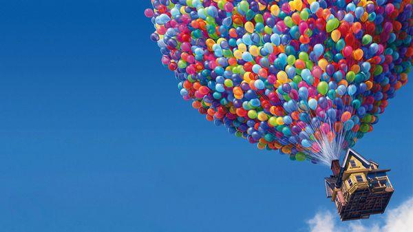 風船でいっぱいの部屋のサプライズに関連した画像-01
