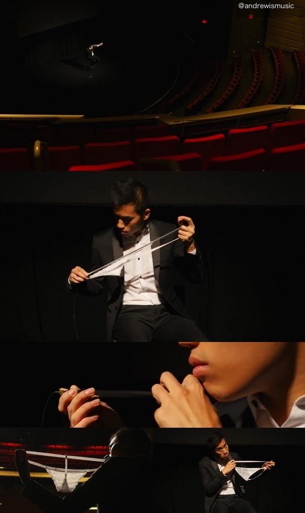 紐パン「Gストリング」でバッハの『G線上のアリア』を奏でるに関連した画像-02