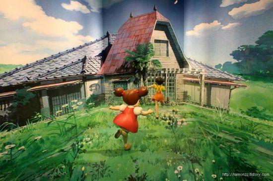 スタジオジブリ立体造形展に関連した画像-08