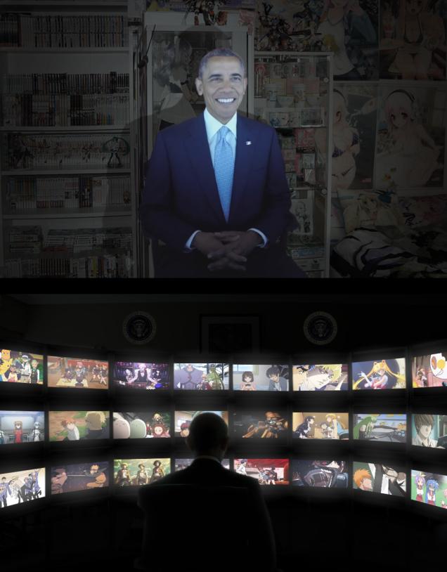 オバマ大統領が日本のアニメを感謝に関連した画像-06