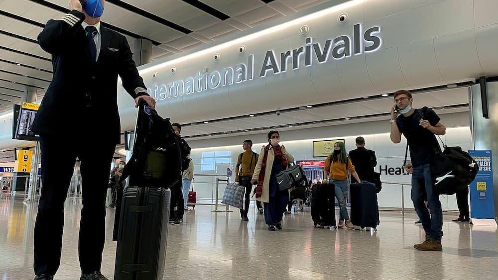 イギリス 海外旅行 新型 コロナ