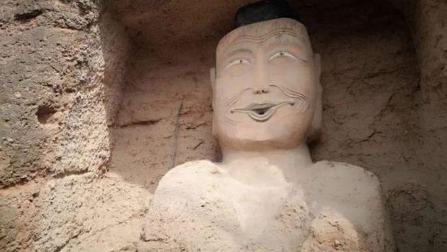 中国 仏像 修復に関連した画像-01