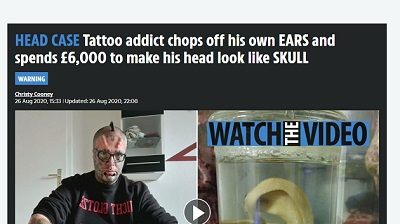 ドイツ 身体改造 耳に関連した画像-02