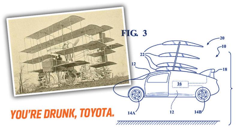 トヨタが「空飛ぶ自動車」を開発に関連した画像-04