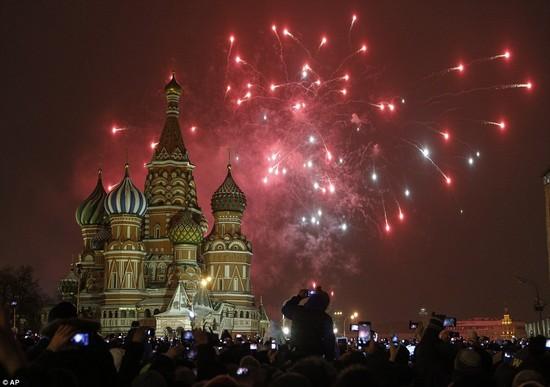 【2015年】世界各国、新年の花火に関連した画像-07