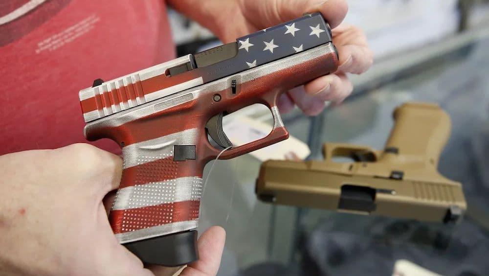 アメリカ 銃 強盗