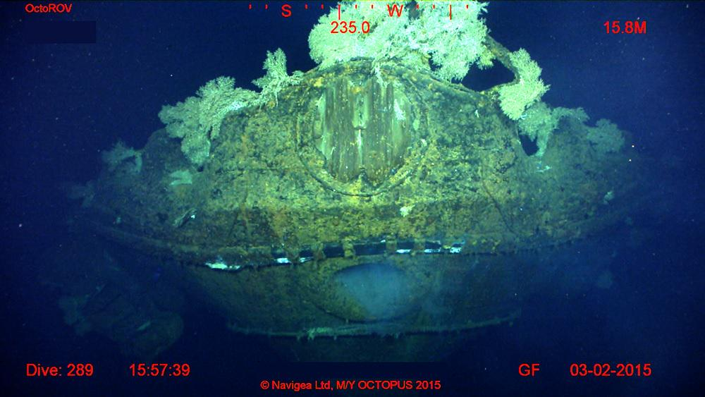 戦艦「武蔵」が発見に関連した画像-01