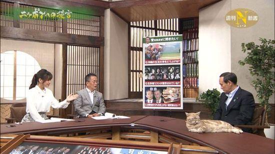 田勢康弘の週刊ニュース新書に関連した画像-02