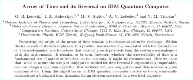 量子コンピュータを用いて「時間の向きを逆転させる」に関連した画像-02