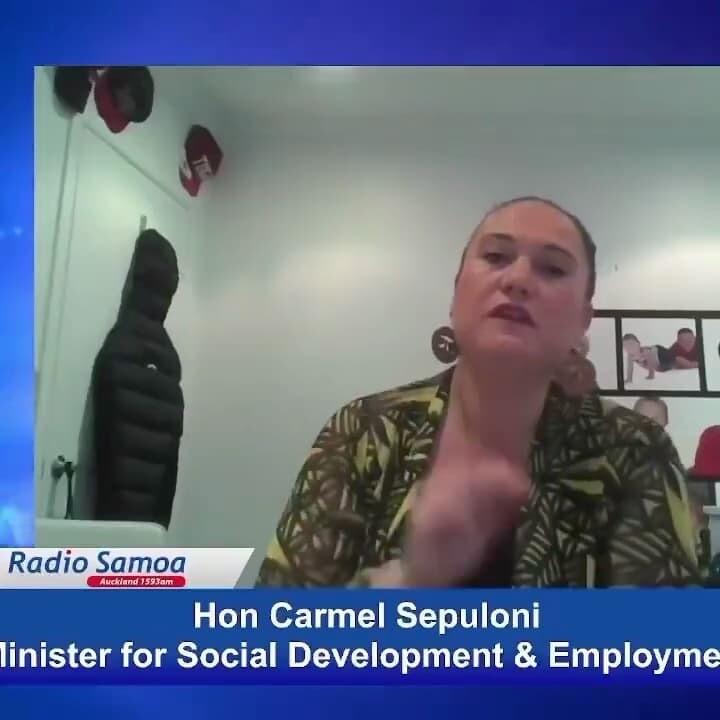 ニンジン ニュージーランド 放送事故 カーメル・セプローニ