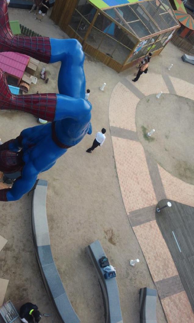韓国のスパイダーマンに関連した画像-03