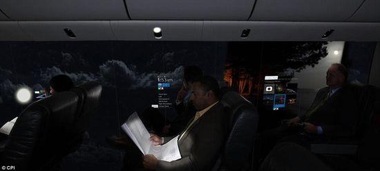 窓なし飛行機(Windowless Plane)に関連した画像-05