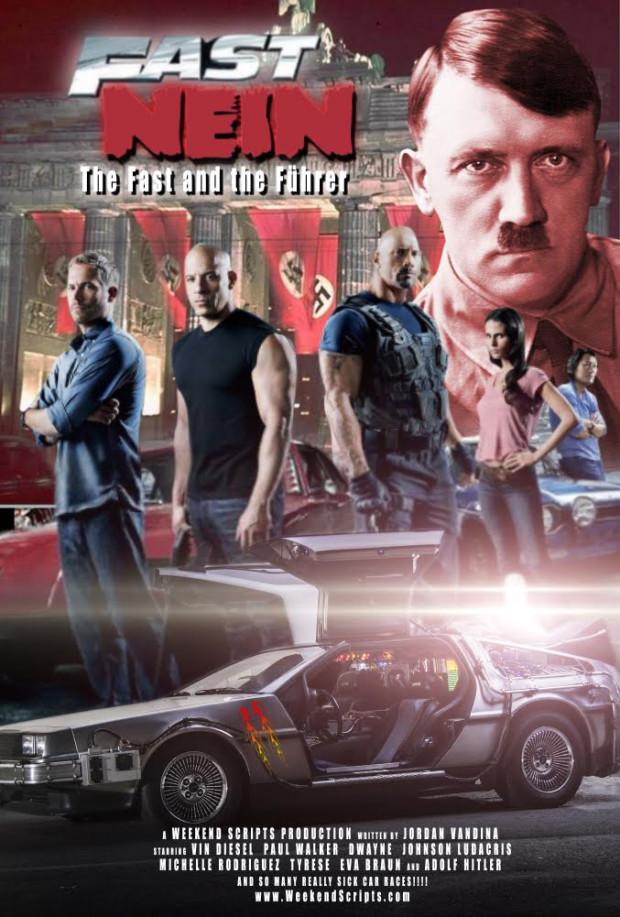 映画『ワイルド・スピード』新作は、過去に戻りヒトラーとカーレースに関連した画像-04
