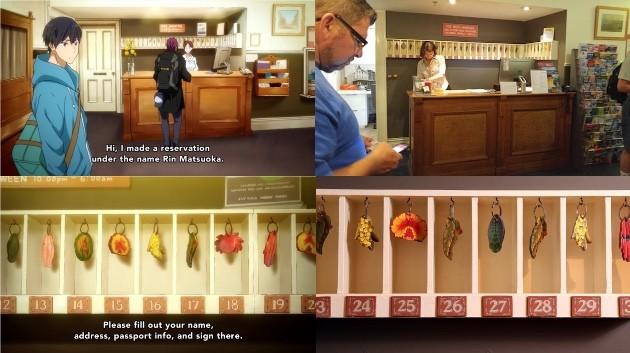 アニメ『Free!』の聖地巡礼先ホテルに日本人観光客に関連した画像-03