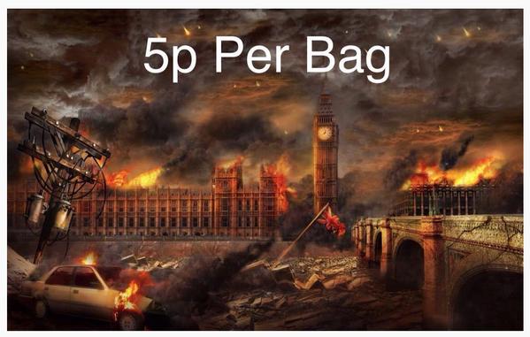 レジ袋の有料化を受けイギリス壊滅に関連した画像-06