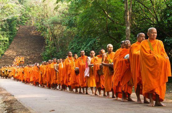 タイの僧侶に関連した画像-01