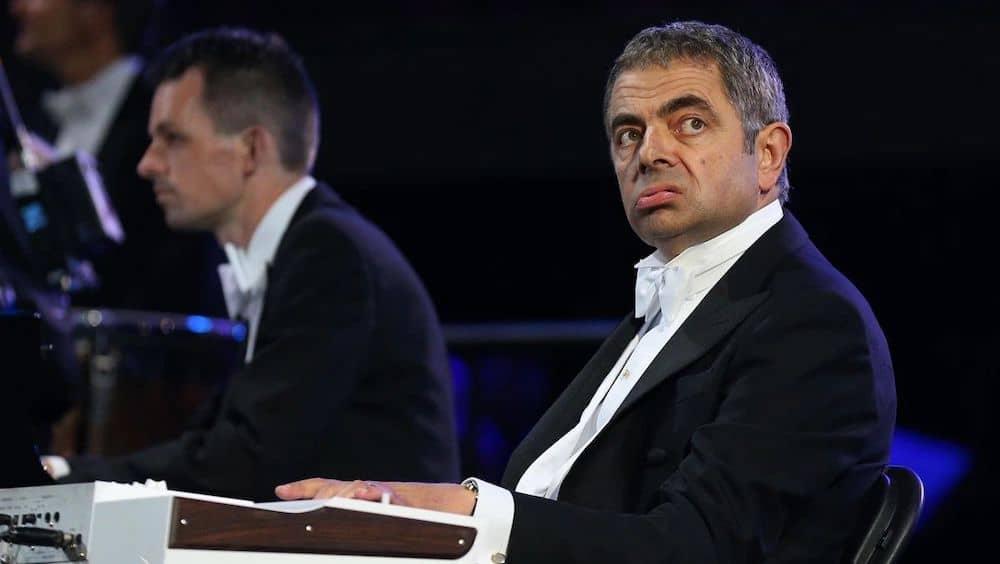 Mrビーン ローワン・アトキンソン キャンセルカルチャー