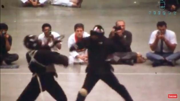 ブルース・リーの闘う世界で唯一現存する映像に関連した画像-07