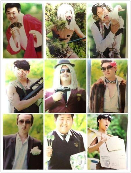 韓国の高校生の卒業アルバムに関連した画像-17