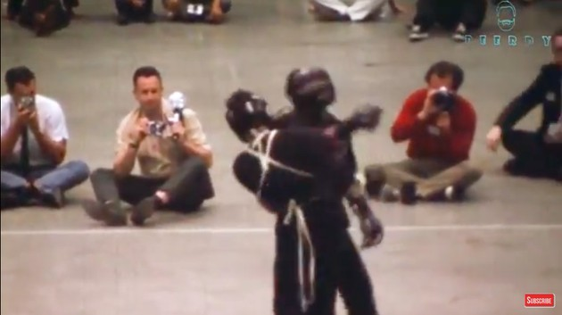 ブルース・リーの闘う世界で唯一現存する映像に関連した画像-05
