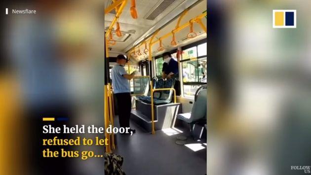 中国 コロナウイルス バスに関連した画像-05