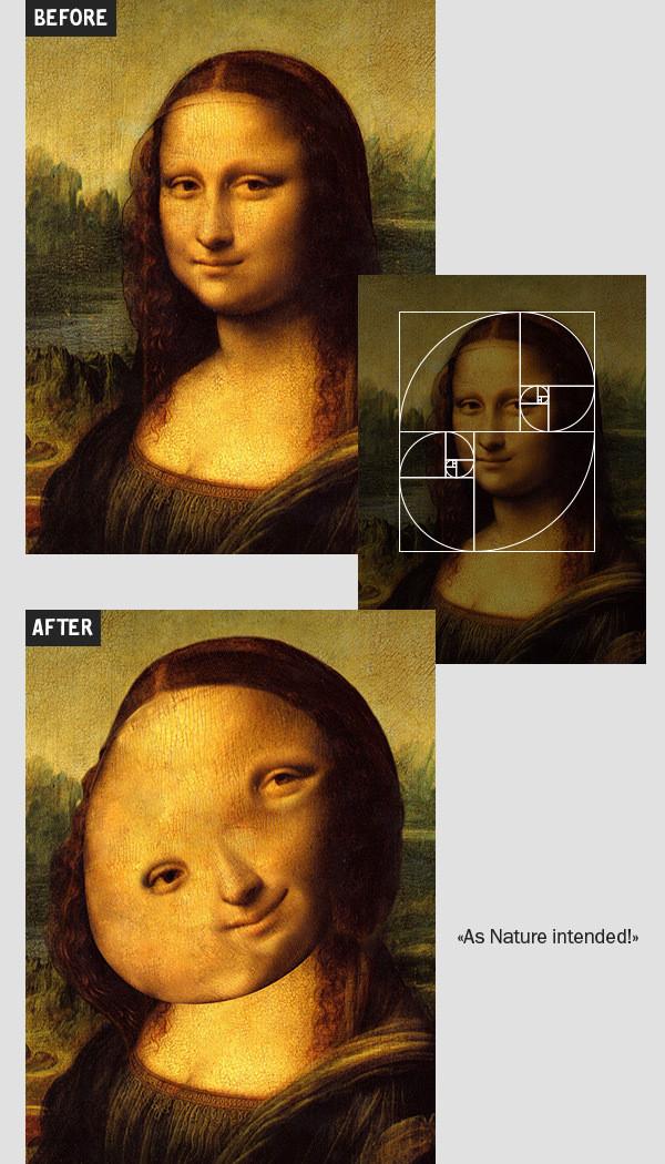 フィボナッチ数列をセレブたちの顔にに関連した画像-08