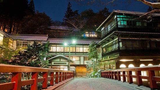 外国人に人気の日本の旅館 2014に関連した画像-01