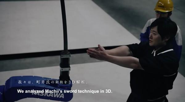 ロボットによる居合斬りに関連した画像-02