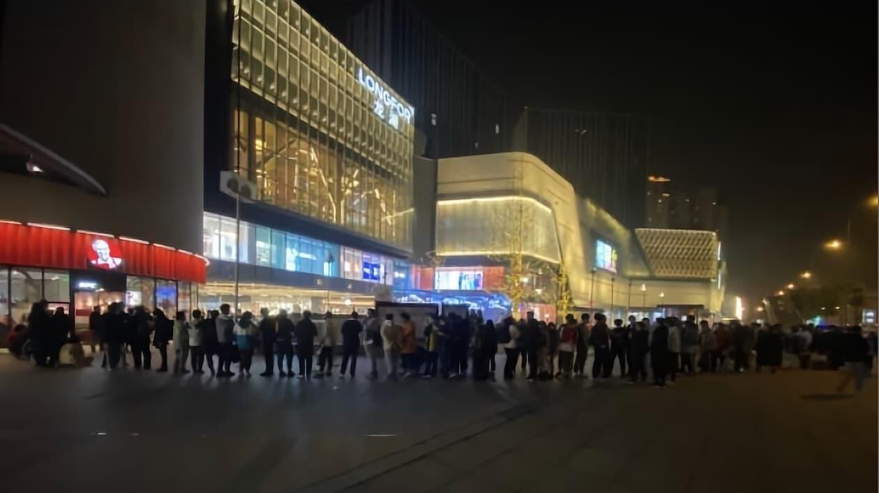 原神 KFC ケンタッキー 中国