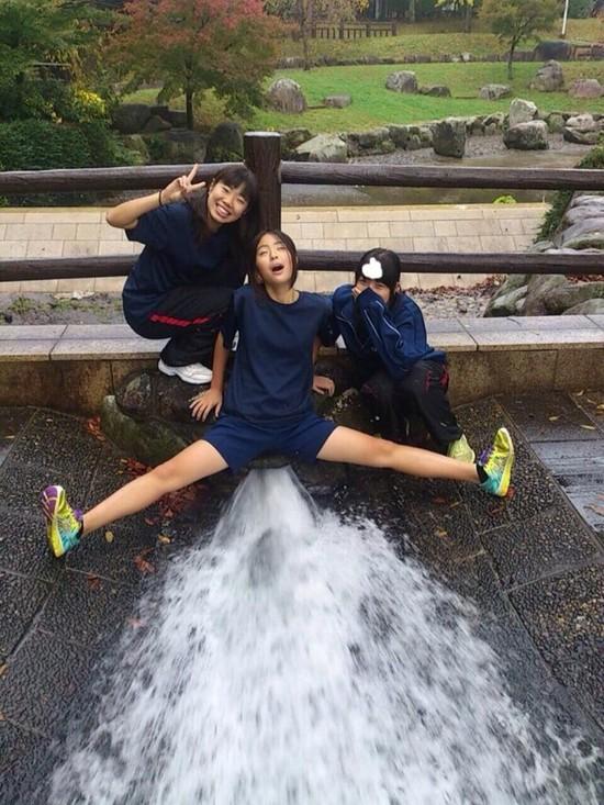 女子高生の面白画像に関連した画像-02