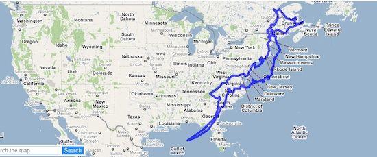 日本とアメリカの大きさに関連した画像-02