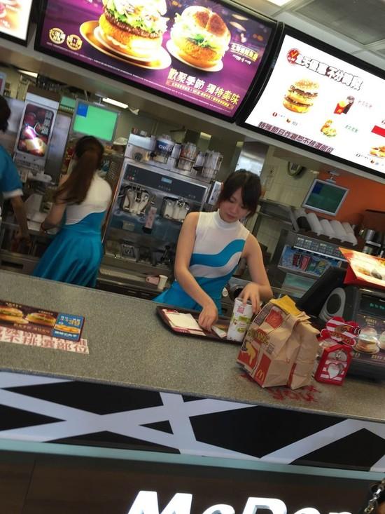 台湾のマクドナルドに関連した画像-04