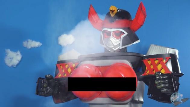 『パワーレンジャー』をパロディにしたポルノビデオに関連した画像-01