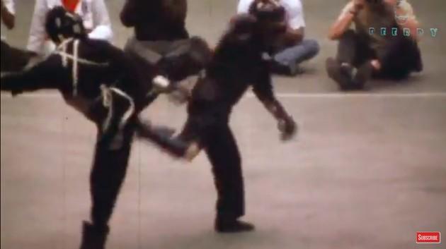 ブルース・リーの闘う世界で唯一現存する映像に関連した画像-02